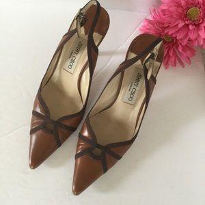 Jimmy Choo Regina heels 37.5